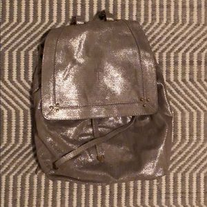 Jerome Dreyfuss Florent Metallic Backpack